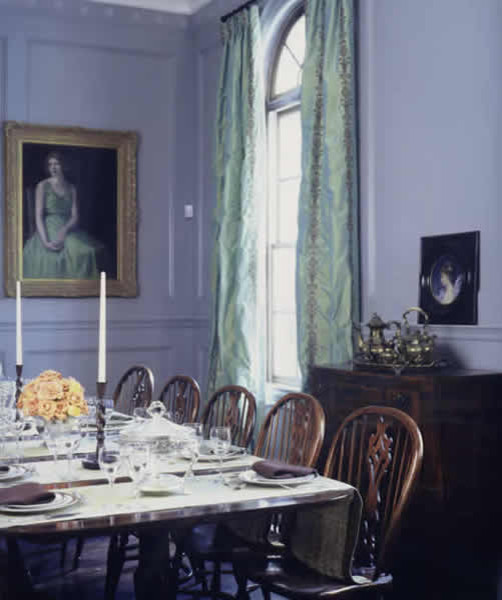 Blount Design traditional-dining-room