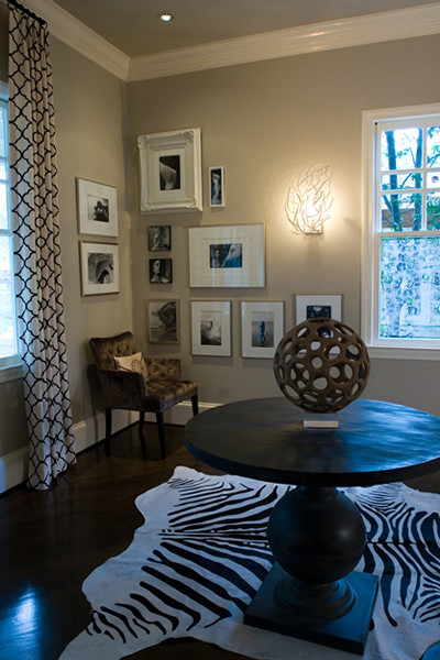 Blount Design eclectic dining room