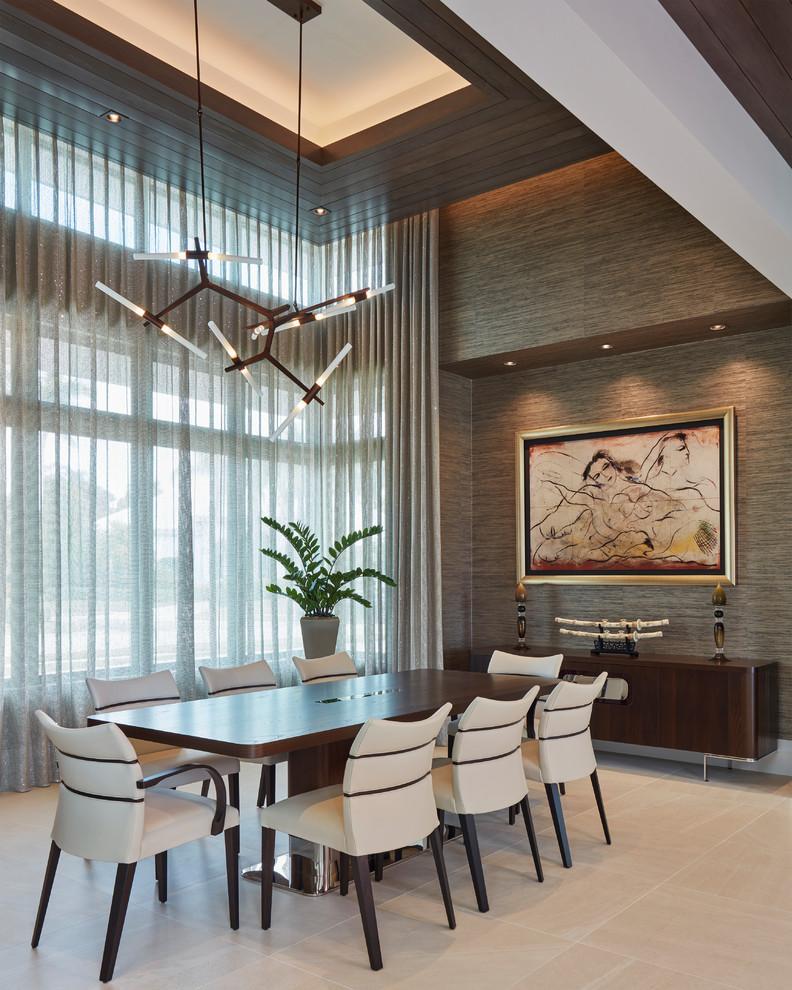 Boca Raton Fl Contemporary Dining, Lachance Furniture Reviews