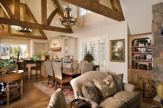 Boddington House Plan traditional-dining-room