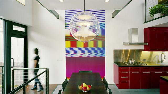 Boerum Hill House, Brooklyn modern-dining-room