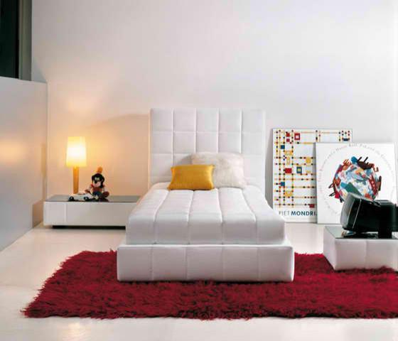 Bonaldo contemporary-beds