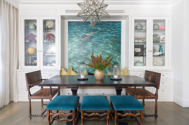 bondi junction alts adds beach style dining room sydney by
