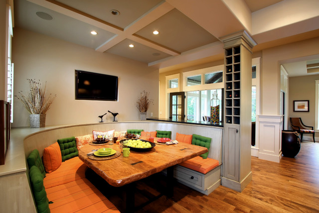 save to ideabook 9k ask a question 6 print - Kitchen Booth Seating