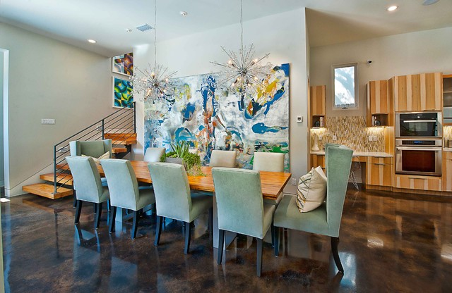 Bowman Dining contemporary-dining-room