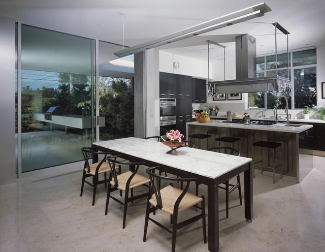 Boxenbaum Residence modern-dining-room