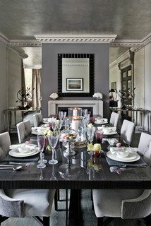 Photo By Accoutergroup   Discover Transitional Dining Room Design  Inspiration