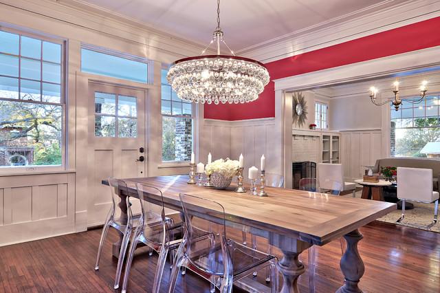 Brady House Contemporary Dining Room