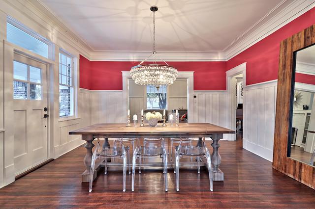 Brady House contemporary-dining-room