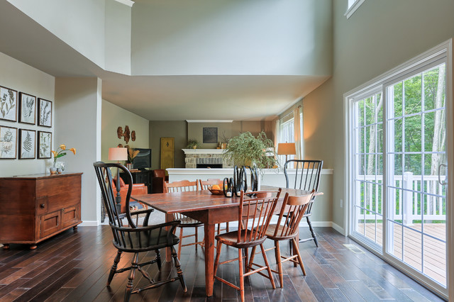 Breakfast Area Traditional Dining Room Other By Garman