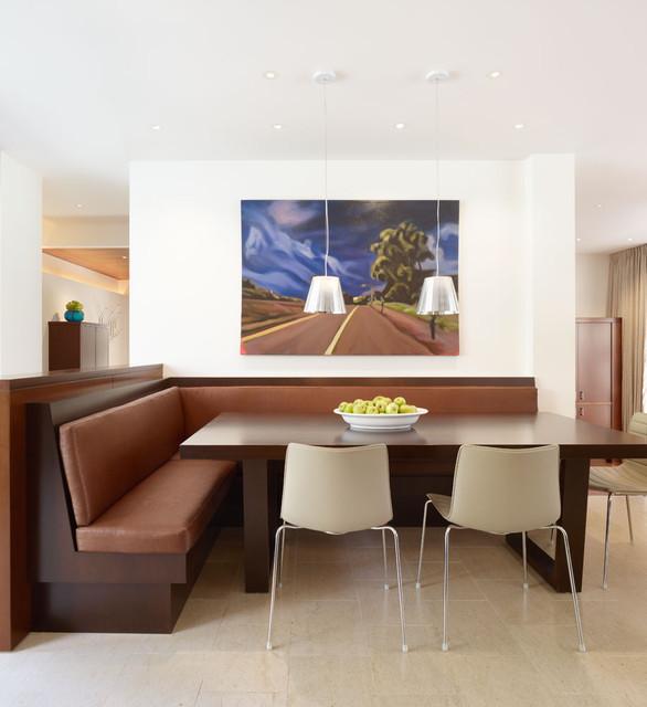 Breakfast Area modern-dining-room