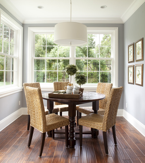 Breakfast Nook Traditional Dining Room San Francisco  : traditional dining room from www.houzz.com size 568 x 640 jpeg 129kB