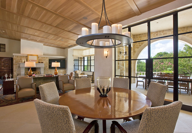 Breakfast Room contemporary-dining-room