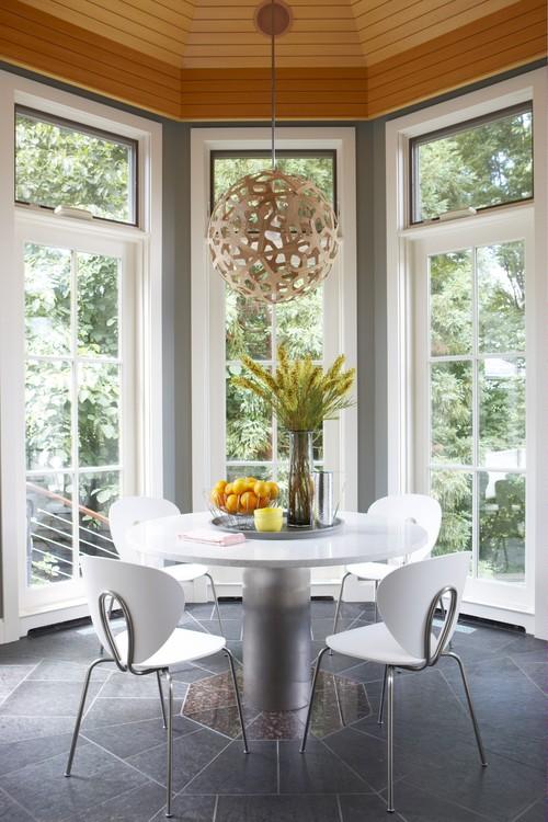 Breakfast Room modern kitchen