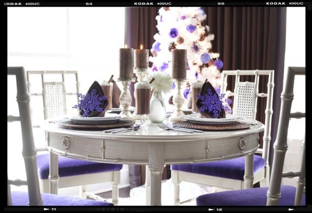 Brian Patrick Flynn modern-dining-room