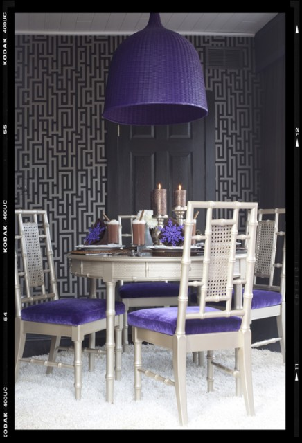 11 Vibrant and Colorful Dining Rooms – Modern Dining Room Colors