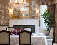 Bridal Brunch by Charmean Neithart traditional dining room