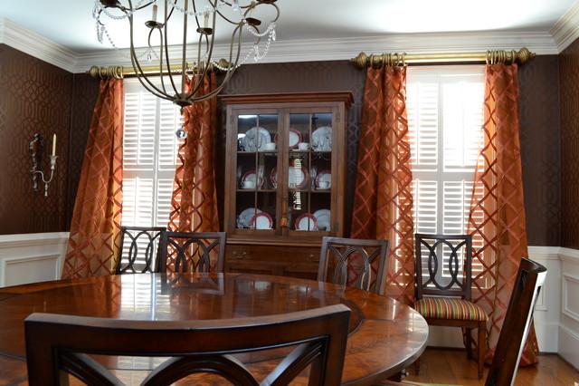 Bridget Beari Designs traditional-dining-room