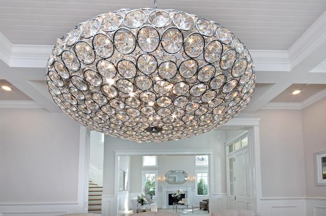brilliant 12 light pendant craftsman dining room los