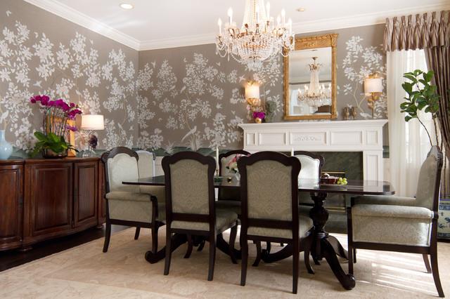 Traditional British Home Decor: British Colonial In Pasadena