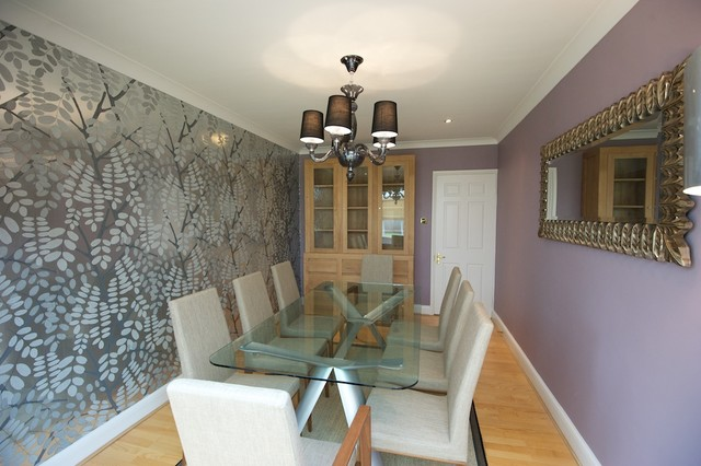 Bromley House contemporary-dining-room