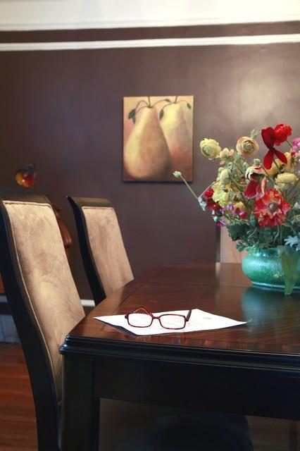 Bronxville, New York Interior traditional-dining-room