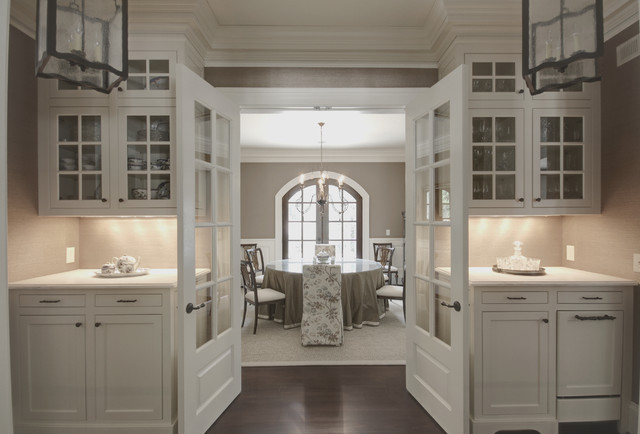 Brookhaven transitional-dining-room