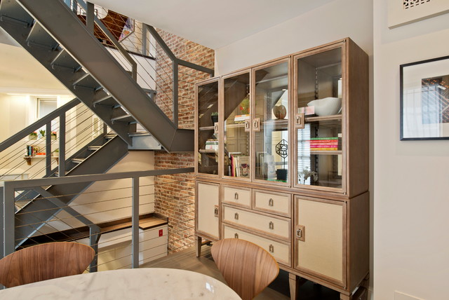 brooklyn heights contemporary dining room new york the dining room brooklyn daodaolingyy com
