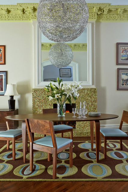brooklyn ny brownstone transitional dining room new profile brooklyn and the butcher food amp dining magazine