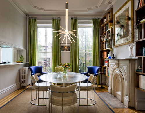 Brooklyn Residence by Fawn Galli Interior Design