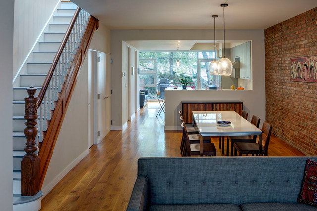 Brooklyn Rowhouse traditional-dining-room