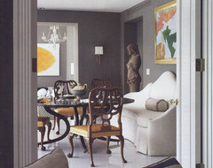 Brown Davis Interiors, Inc. eclectic-dining-room