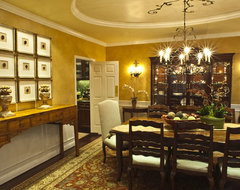Brownhouse Design traditional dining room