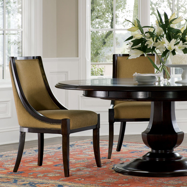 Champagne Dining Room Furniture: Brownstone Sienna Champagne Dining Chair