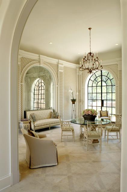 Neoclassical Design Gets Modern Twists