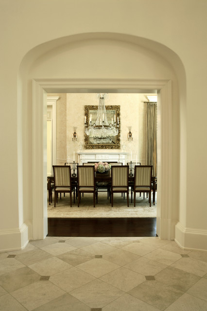 Traditional Dining Room By Dillard Pierce Design Associates Pictures