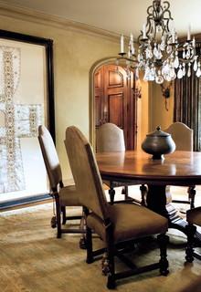 Traditional atlanta - Dining room furniture atlanta theme ...