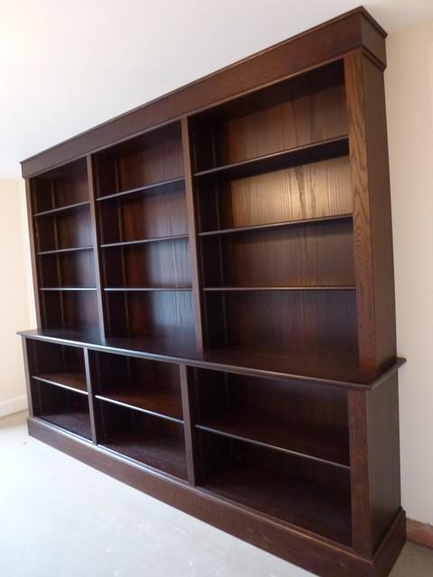 Model  Bespoke Bookcase Ideas Gallery 5  North London UK  Avar