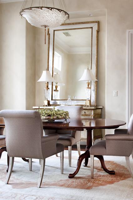 Scandinavian Furniture Metairie Bunny Run traditional-dining-room