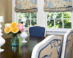 Burlingame Residence Two traditional dining room