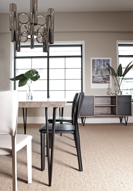 C a i designs contemporary dining room chicago by for Dining room design questions
