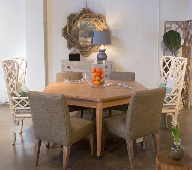 Cabana Home vignette Dining room ideas Contemporary  : contemporary dining room from houzz.co.uk size 640 x 564 jpeg 99kB