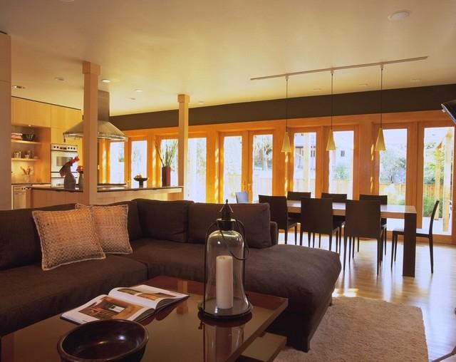 California Dreamin'-Dining Area contemporary-dining-room