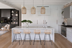 Plan Your Kitchen Island Seating to Suit Your Style and Household