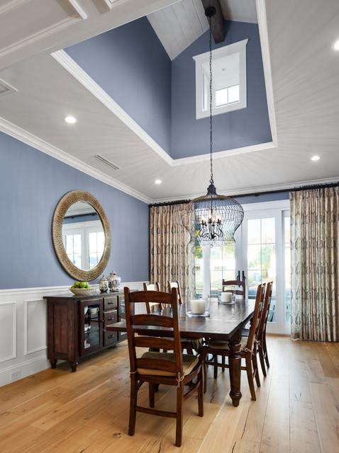 campbell residence classique chic salle manger phoenix par srj development. Black Bedroom Furniture Sets. Home Design Ideas