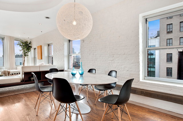 Canal Street - Contemporary - Dining Room - new york - by Interior Marketing Group