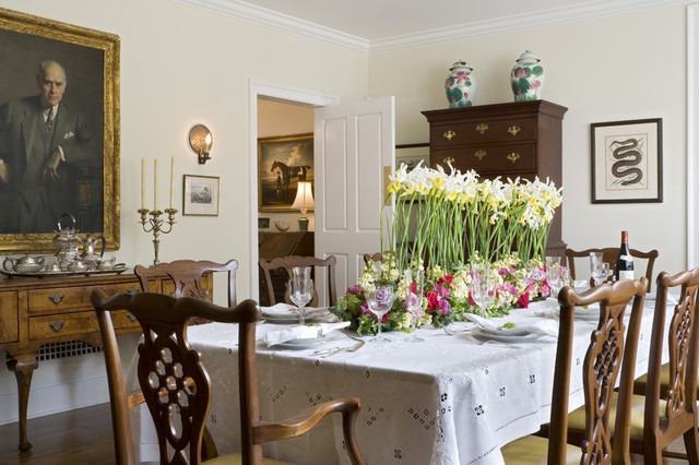 Canary Cottage - Dining Room traditional-dining-room