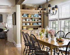 Canary Cottage - Kitchen traditional-dining-room