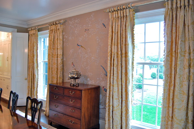 Canterbury Road traditional-dining-room