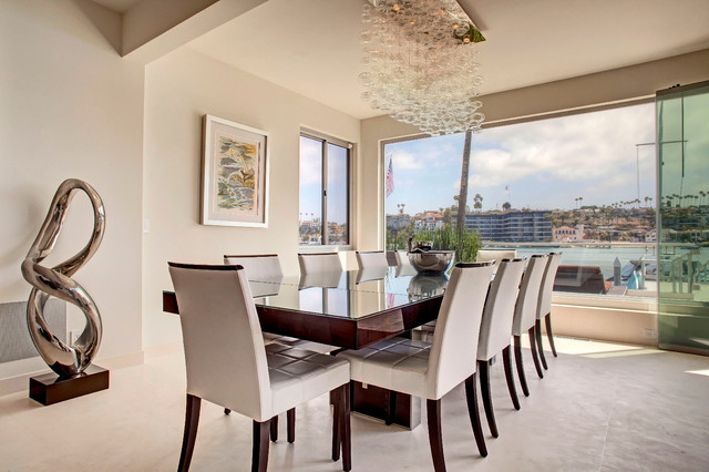Cantoni Riviera Style Contemporary Dining Room